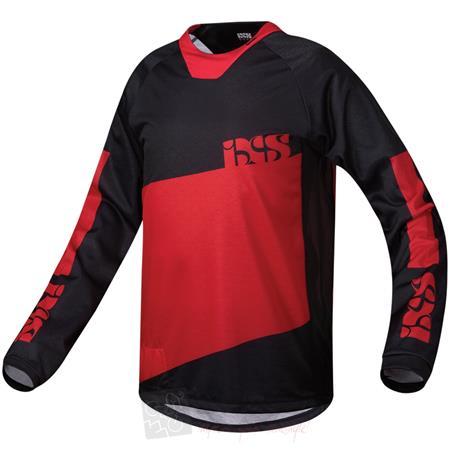 IXS Satisfar Trail Herren Jersey Fahrrad Trikot MTB Shirt Mountain Bike Downhill