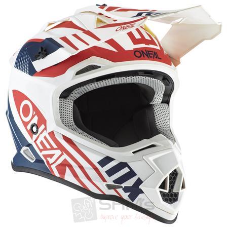 O'Neal 2Series Spyde 2.0 Moto Cross Helm Downhill
