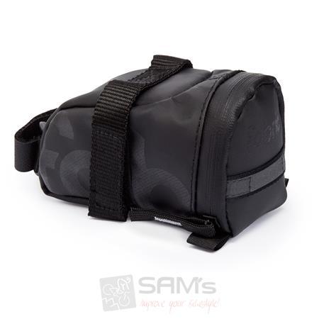 Fabric Satteltasche Fahrrad Contain Werkzeug Gepäck Universal Klettverschluss