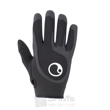Ergon HA2 black Fahrrad Handschuhe Langfinger