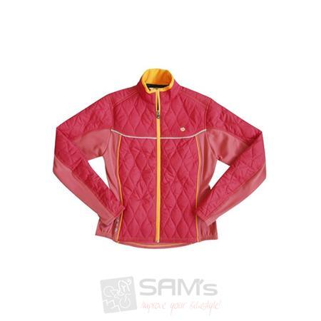 Pearl Izumi Insulated Tour Jacke Rot