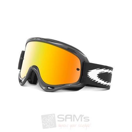 OAKLEY PRO O Frame MX Jet Black / Fire Iridium