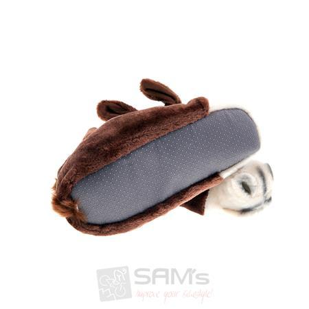 SAMs Unisex Tierhausschuhe Pferd Esel Pic:1