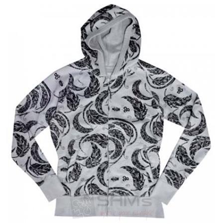 ACG Nike Bio-Cotton Print Hoody Zipper Kapuze