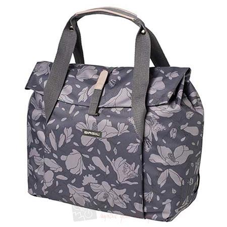 basil shopper magnolia handtasche 18l fahrrad damen schulter gep cktr ger tasche ebay. Black Bedroom Furniture Sets. Home Design Ideas