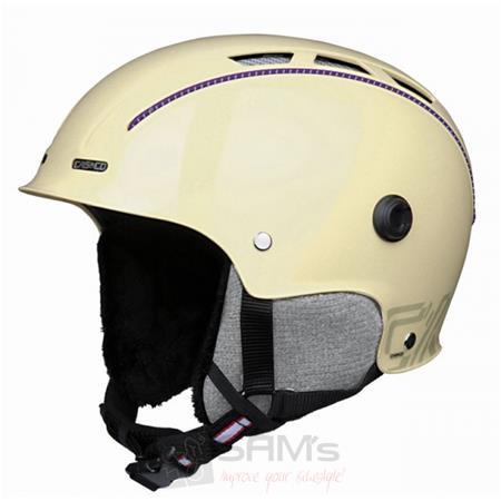 CASCO CX-3 Icecube hell gelb Ski Helm