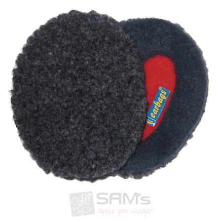 Earbags Lammfell Imitat Ohrenw/ärmer Ohrensch/ützer M/ütze Stirnband Warme Ohren Original
