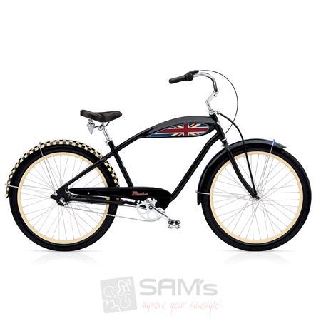Electra Mod 3i Cruiser Herren Fahrrad 3 Gang