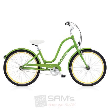 Electra Townie Original 3i EQ Damen Fahrrad Grün