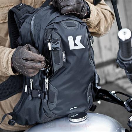 141356d984583 Kriega R20 Motorrad Rucksack Bike Tasche Wasserdicht 20 Liter Komfort  Touring