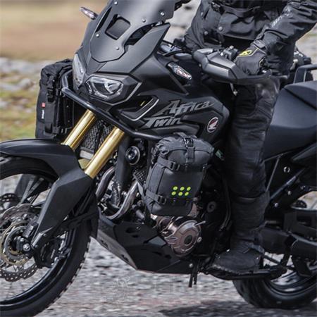 kriega os 6 l heck sattel tasche motorrad wasserdicht bike. Black Bedroom Furniture Sets. Home Design Ideas