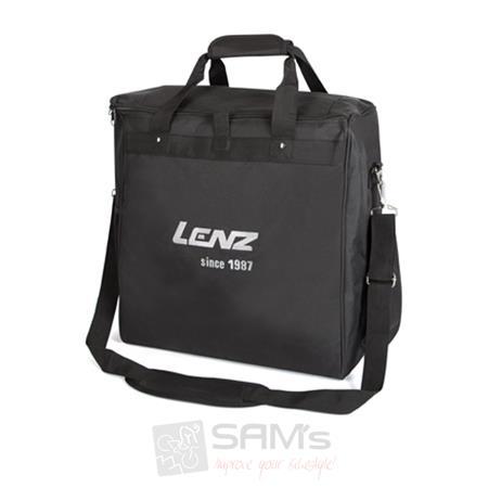 Lenz Beheizbare Tasche Heat Bag 1.0 240 V 12 V, Schwarz