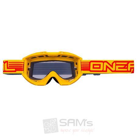 O'Neal B1 RL Goggle MX Matt Gelb Crossbrille