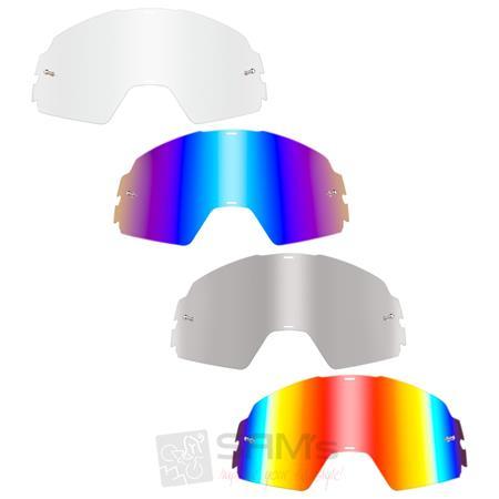 ONeal Ersatz Doppel Scheibe Glas B-10 Kinder Goggle Klar Moto Cross MX Brille