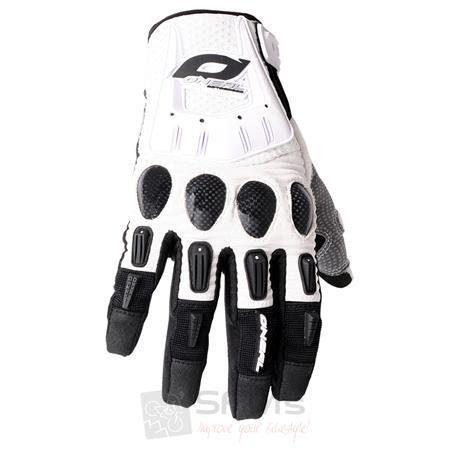 O'Neal Butch Carbon Handschuhe Weiß