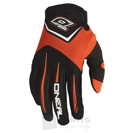 O'Neal Unisex Handschuhe Element, Orange