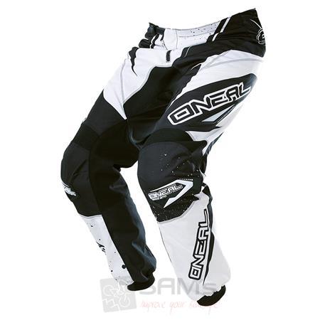 O'Neal Element MX Hose Racewear Schwarz Weiß