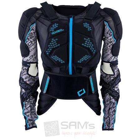 O'Neal MadAss MX Protektoren Jacke Moto Cross