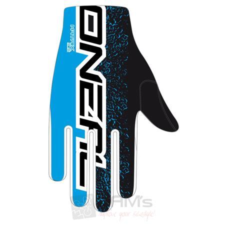 O'Neal Matrix E2 Blau Handschuhe