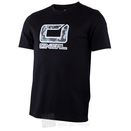 O'Neal Unisex T-Shirt Slickrock, Weiß