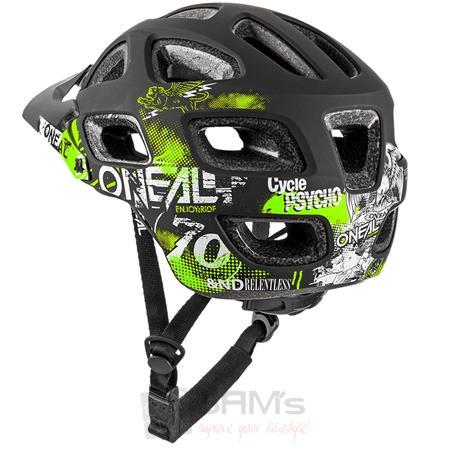 oneal thunderball attack all mountain bike helm mtb enduro. Black Bedroom Furniture Sets. Home Design Ideas