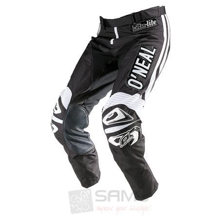 O'Neal Ultra Lite LE 70 Motocrosshose Schwarz Weiß