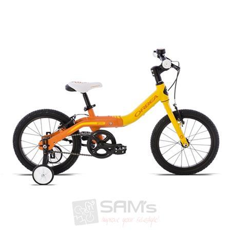 Orbea Grow 1 16 Kinder Fahrrad Größen Verstellbar