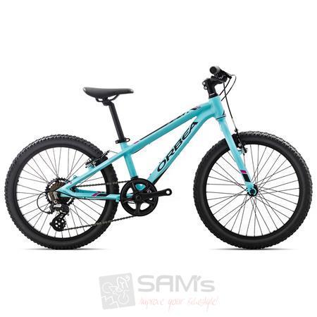 Orbea MX 20 DIRT Kinder Fahrrad 20 Zoll 7 Gang MTB