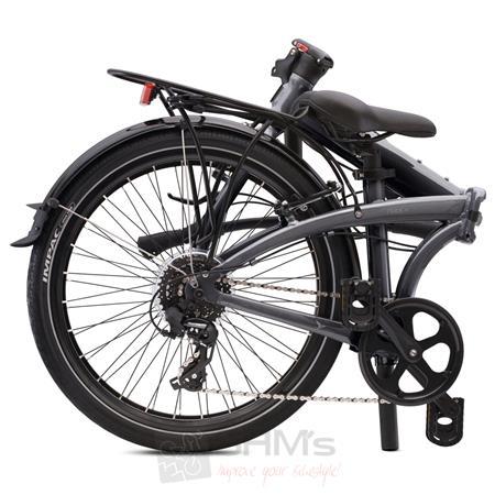 tern faltrad node c8 24 8 gang klapp fahrrad city rad. Black Bedroom Furniture Sets. Home Design Ideas