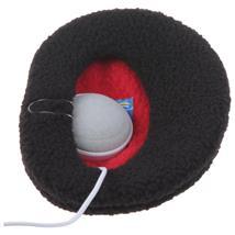 Earbags inkl SOUNDears Kopfhörer Set Weiß Gr M Ohrhörer Musik Qualität Warm Ohr Schützer