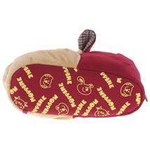 Stier Tier Hausschuhe Pantoffel Puschen Schlappen Kuscheltier Plüsch Damen Herren Rot 41-47 Pic:5