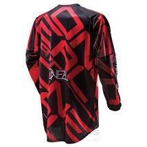 O'Neal Element Jersey RACEWEAR rot schwarz Pic:1