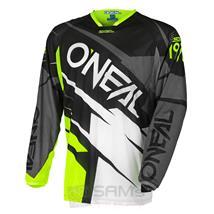 O'Neal Hardwear MX Jersey Jag LE Neon Gelb