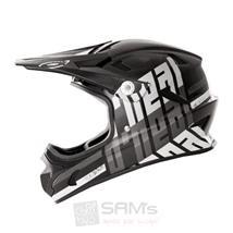 O'Neal Spark Fidlock DH Helmet Flight Black Large