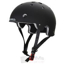 O'Neal Slash BMX Helm schwarz matt Urban Fahrrad