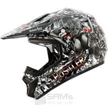 O'Neal ROCKHARD II MX Helm Hustler Limited
