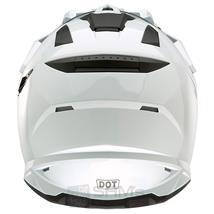 O'Neal Sierra Adventure Motorrad Enduro Helm Weiß Pic:1