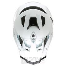O'Neal Sierra Adventure Motorrad Enduro Helm Weiß Pic:2
