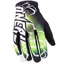 O'Neal Matrix Handschuhe Schwarz Grün