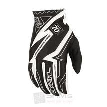O'Neal Matrix MX Handschuhe RACEWEAR Schwarz Weiß