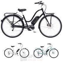 Electra Townie Commute Go Damen Elektro Fahrrad