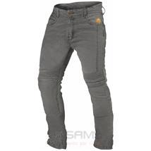 Trilobite Micas Urban Herren Motorrad Jeans Grau