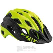 MET Lupo Mountainbike Fahrrad Helm Leicht Pic:4