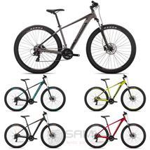 "Orbea Unisex Fahrrad MX 60 L MTB Hardtail, 21 Gang, 47,0 cm, 29"""