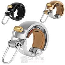 Knog Oi Luxe Small Fahrrad Klingel 22,2mm