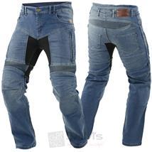 Trilobite Parado Motorrad Jeans Hose L30 Blau