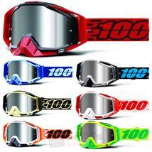 100% Prozent Racecraft Plus+ Goggle Brille Mirror