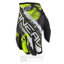 O'Neal Jump MX DH Handschuhe Shocker Neongelb