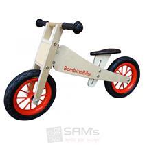 Bambino Bike Kinderlaufrad Holz Natur