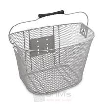 Electra Fahrradkorb QR Wire Basket, Silber
